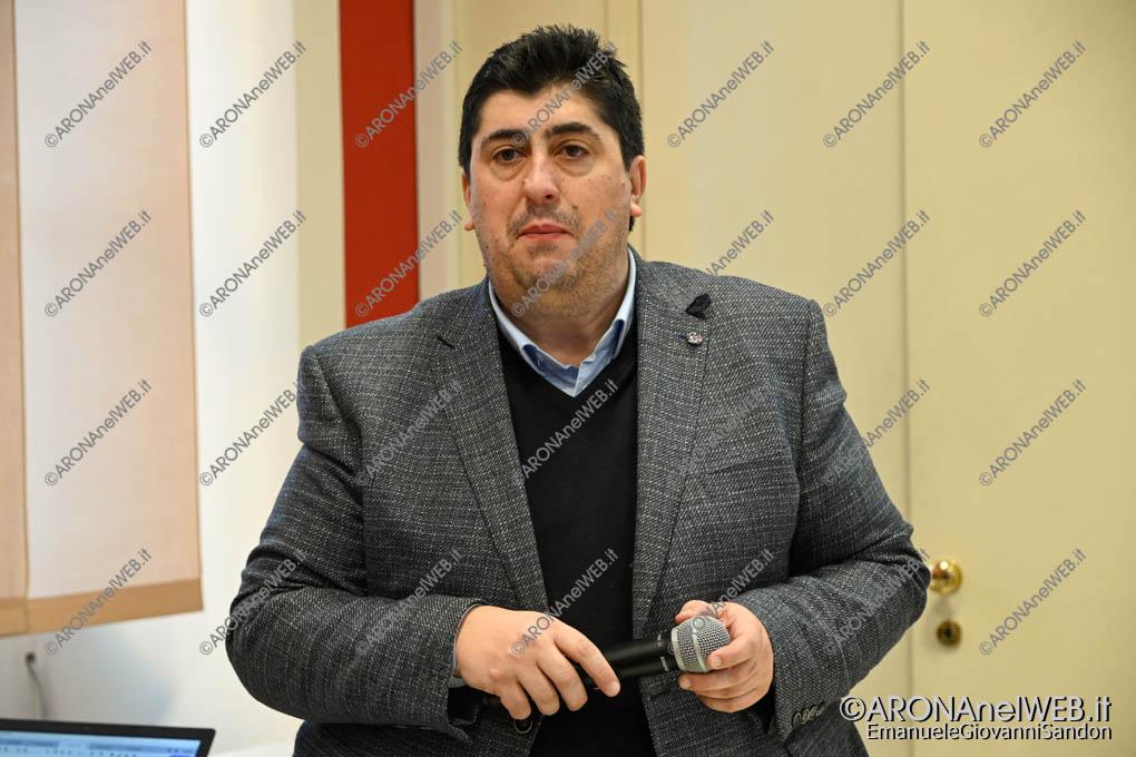 EGS2020_00978 | Daniele Giaime, assessore del Comune di Invorio