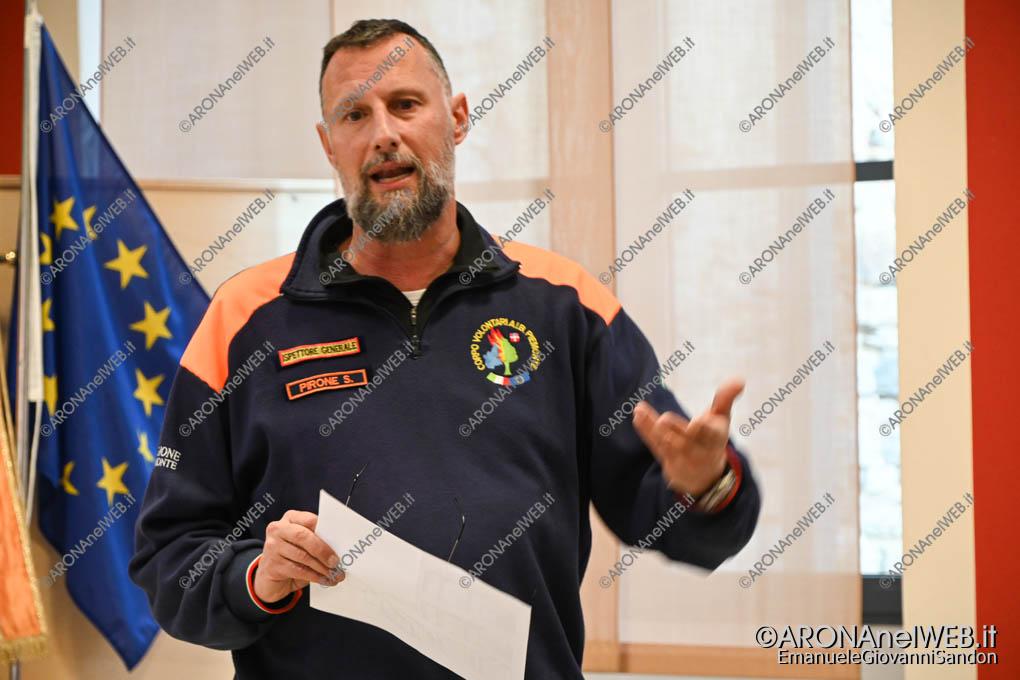 EGS2020_00997 | Sergio Pirone, Ispettore Generale AIB