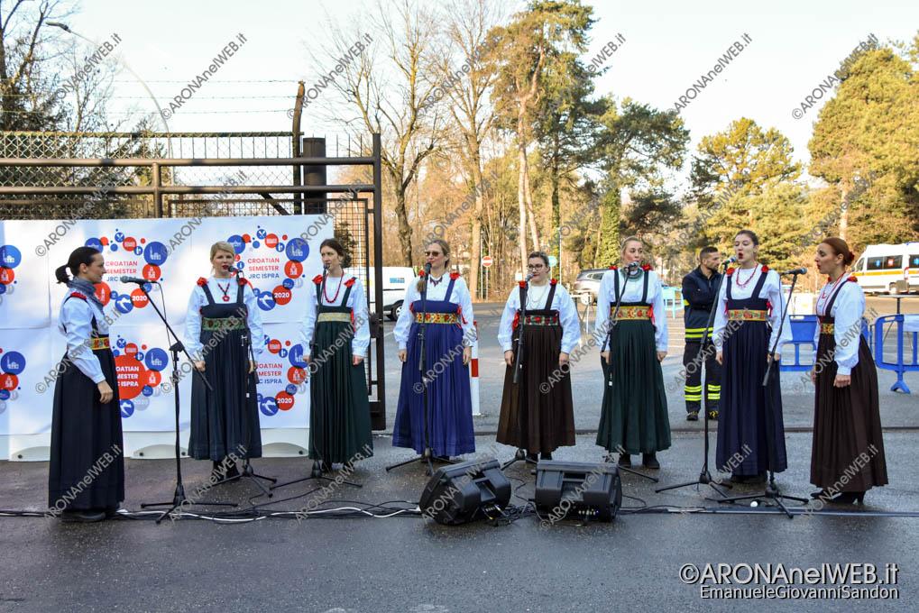 EGS2020_01103 | Esibizione live di musica croata : Klapa Cesarice