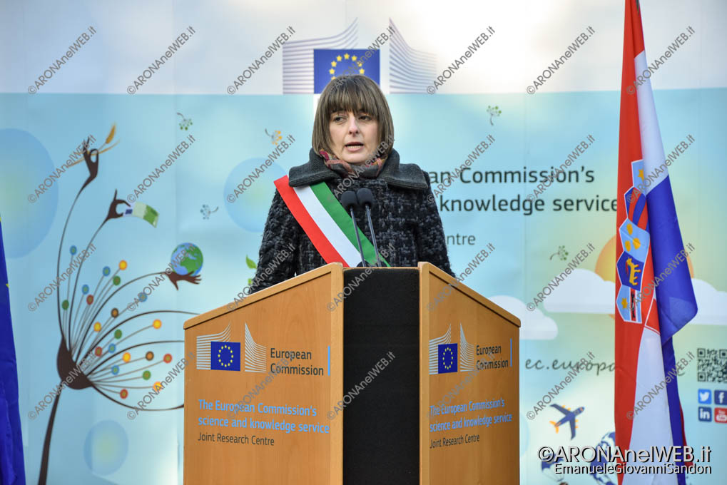 EGS2020_01206 | Melissa De Santis, sindaco di Ispra