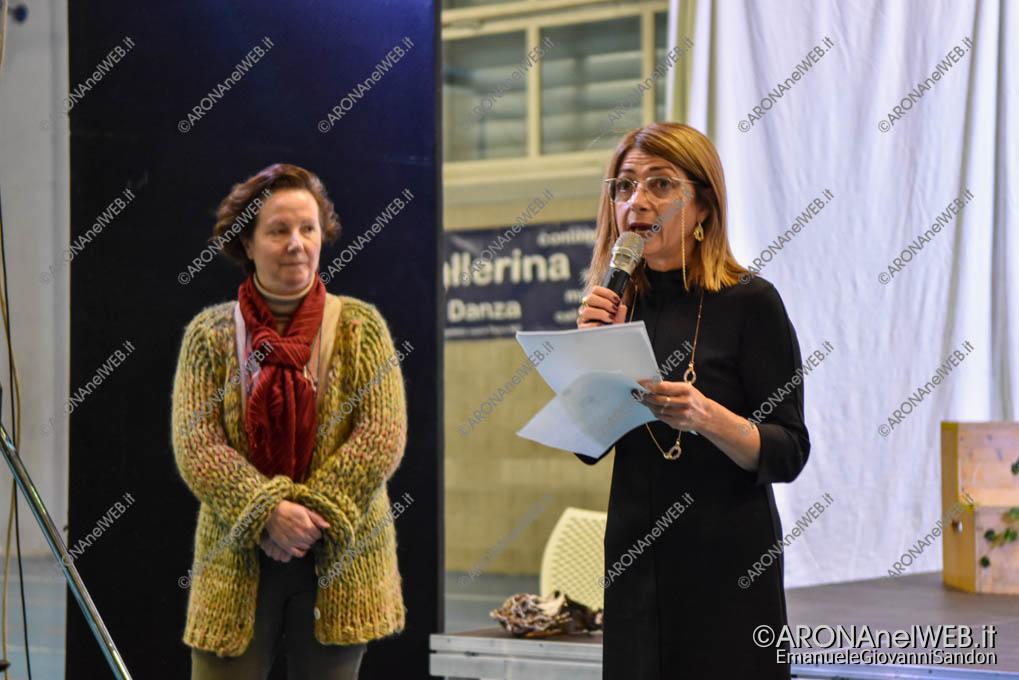 EGS2020_01429 | La prof.ssa Chiara Fabrizi referente del progetto NNLC e la dirigente prof.ssa Marina Verzoletto