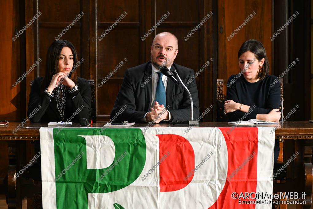 EGS2020_02636 | Il futuro del PD e del nostro territorio, incontro con l'On. Enrico Borghi