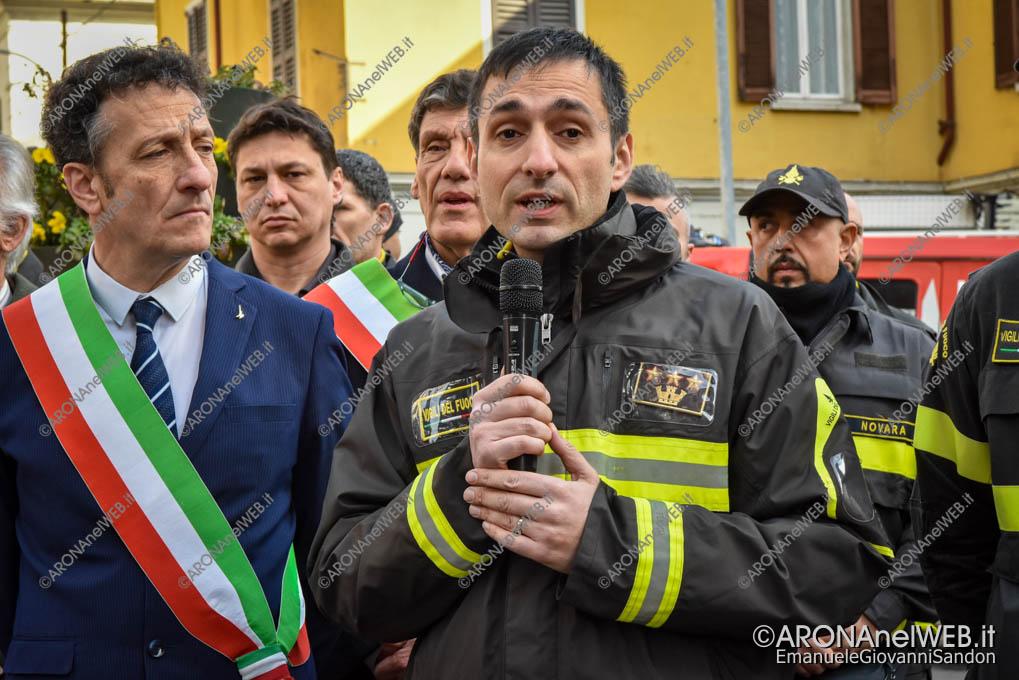 EGS2020_03034 | Ciro Bolognese, Comandante provinciale Vigili del Fuoco di Novara