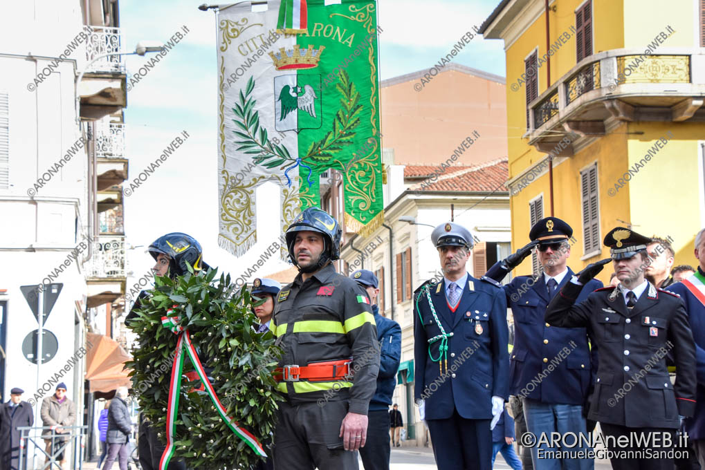 EGS2020_03083 | Intitolazione rotonda ai Caduti del Corpo Nazionale dei Vigili del Fuoco