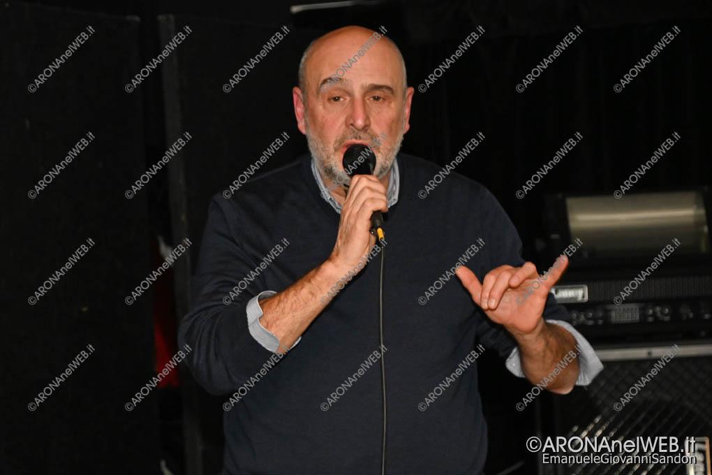 EGS2020_03462 | Roberto Signorelli, Vicepresidente Legambiente Arona