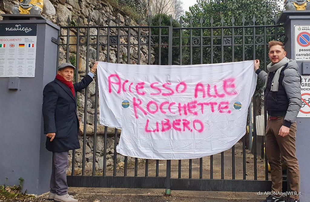 Senso Civico, Ingresso Rocchette