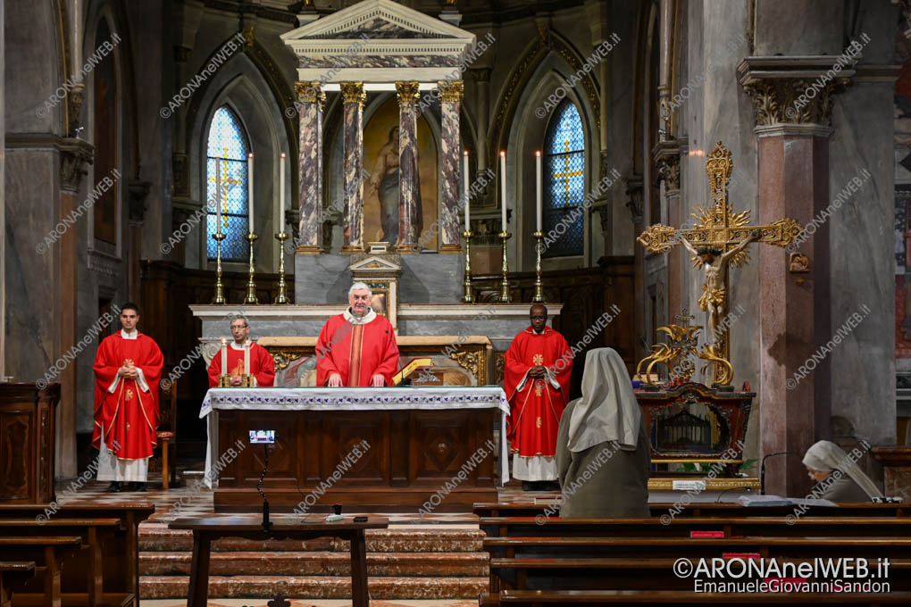 EGS2020_04266 | 13 marzo 2020, Celebrazione per la Festa dei Santi Martiri
