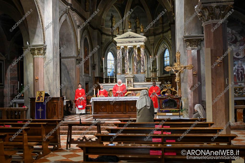EGS2020_04270 | 13 marzo 2020, Celebrazione per la Festa dei Santi Martiri