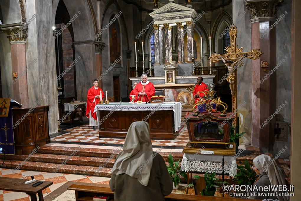 EGS2020_04293 | 13 marzo 2020, Celebrazione per la Festa dei Santi Martiri