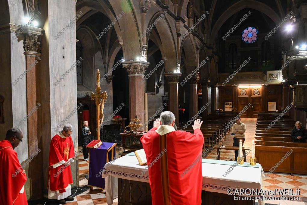 EGS2020_04299 | 13 marzo 2020, Celebrazione per la Festa dei Santi Martiri