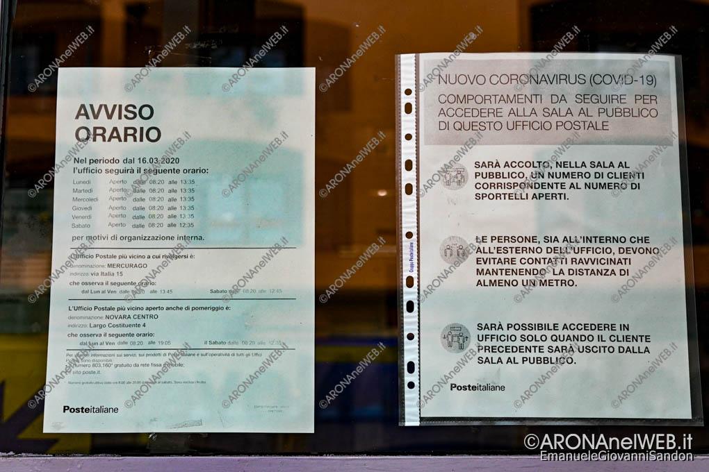 EGS2020_04329 | Orari Poste Italiane Arona