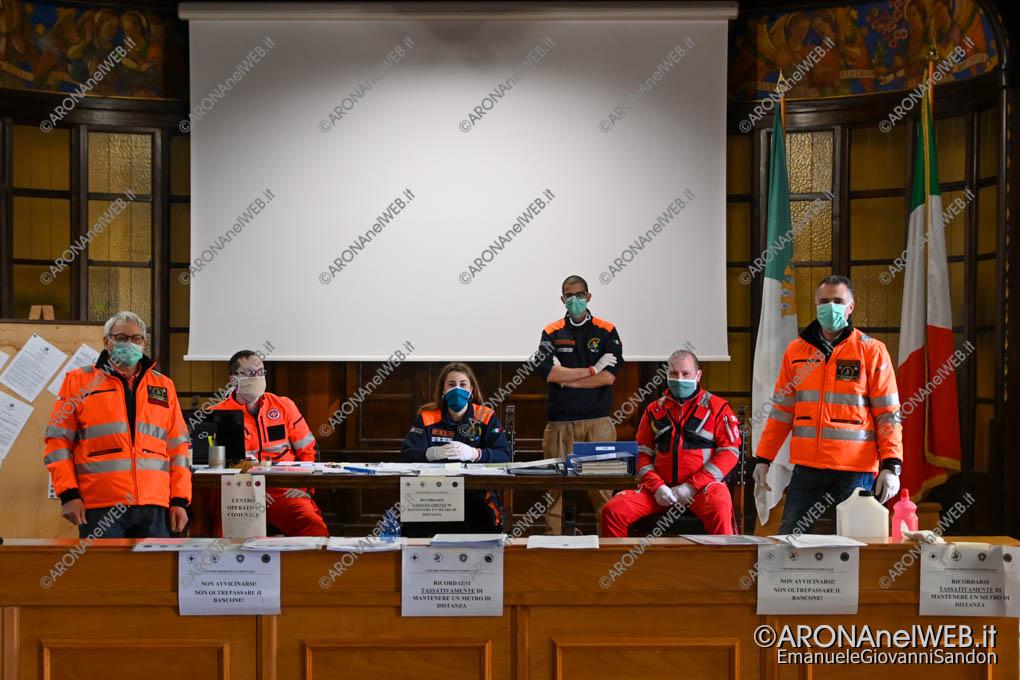 EGS2020_04383 | Emergenza Covid-19, C.O.C. Centro Operativo Comunale di Arona