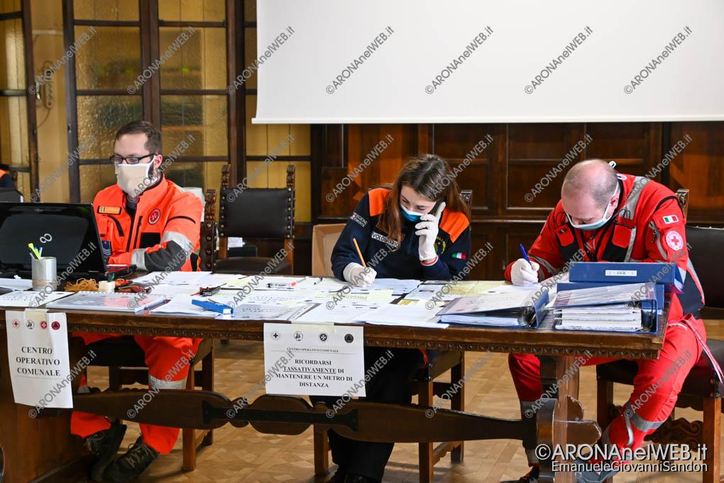 EGS2020_04395 | Covid-19, il Centro Operativo Comunale di Arona