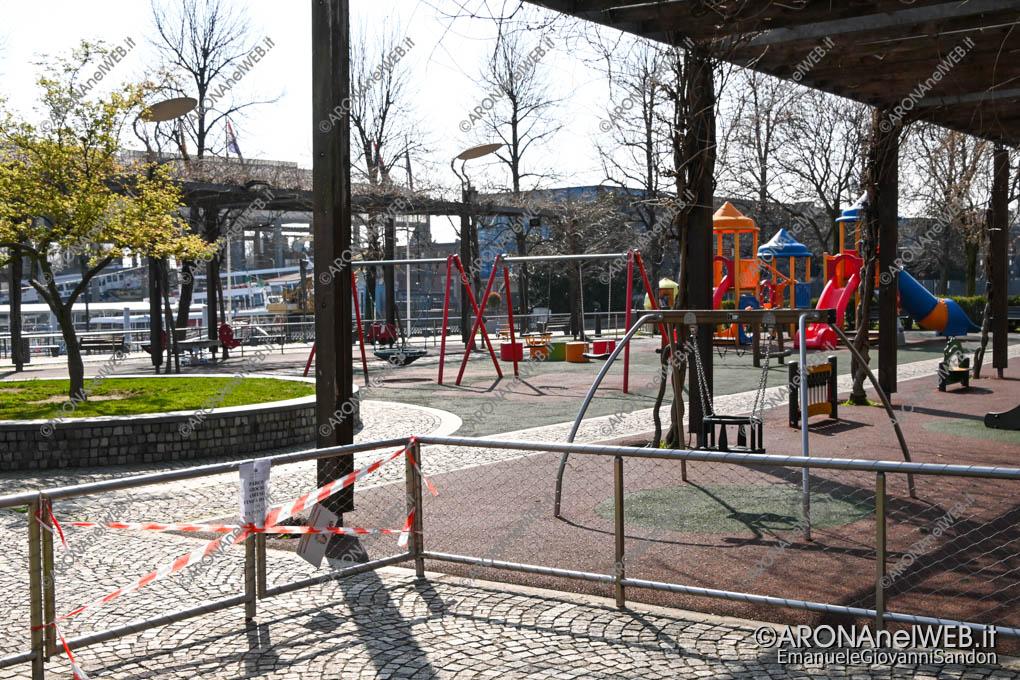 EGS2020_04441 | Parco giochi chiuso fino a data da destinarsi