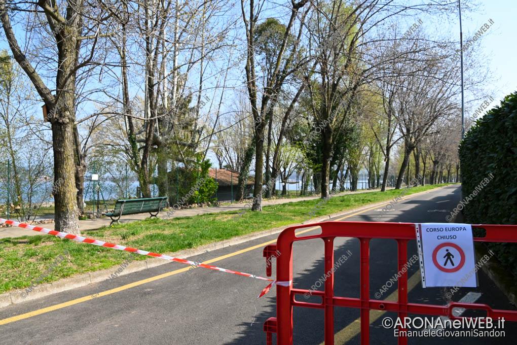 EGS2020_04479 | Corso Europa chiuso