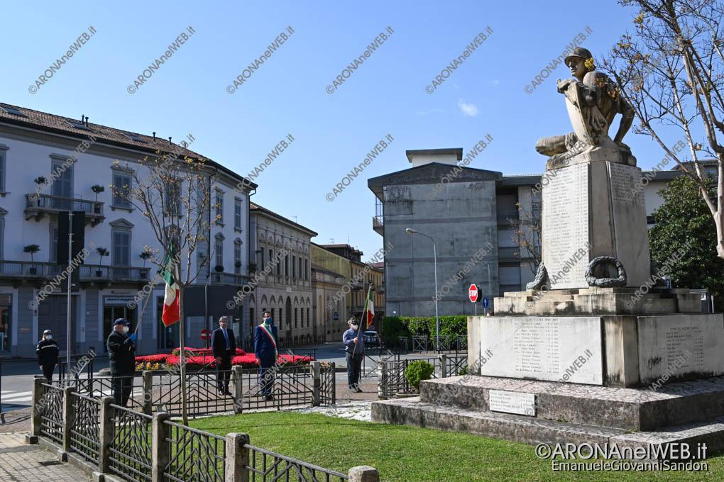 EGS2020_05011 | Monumento ai caduti di Arona, 75° Anniversario della Liberazione