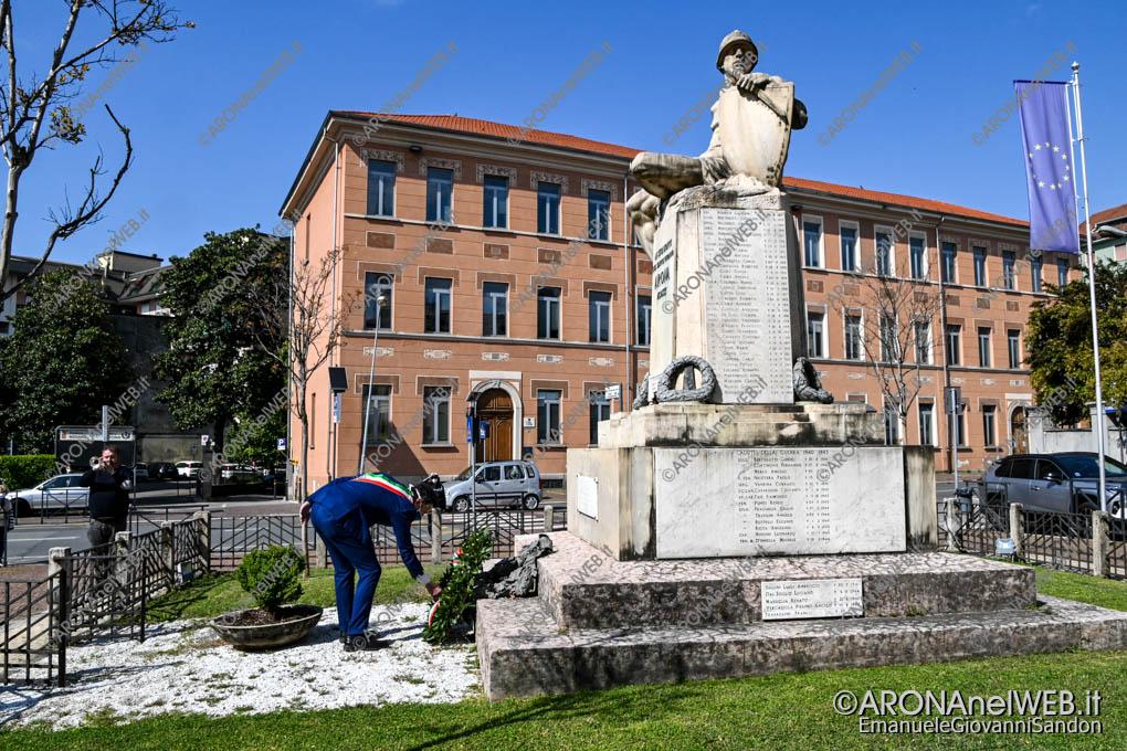 EGS2020_05028 | Monumento ai caduti di Arona, 75° Anniversario della Liberazione