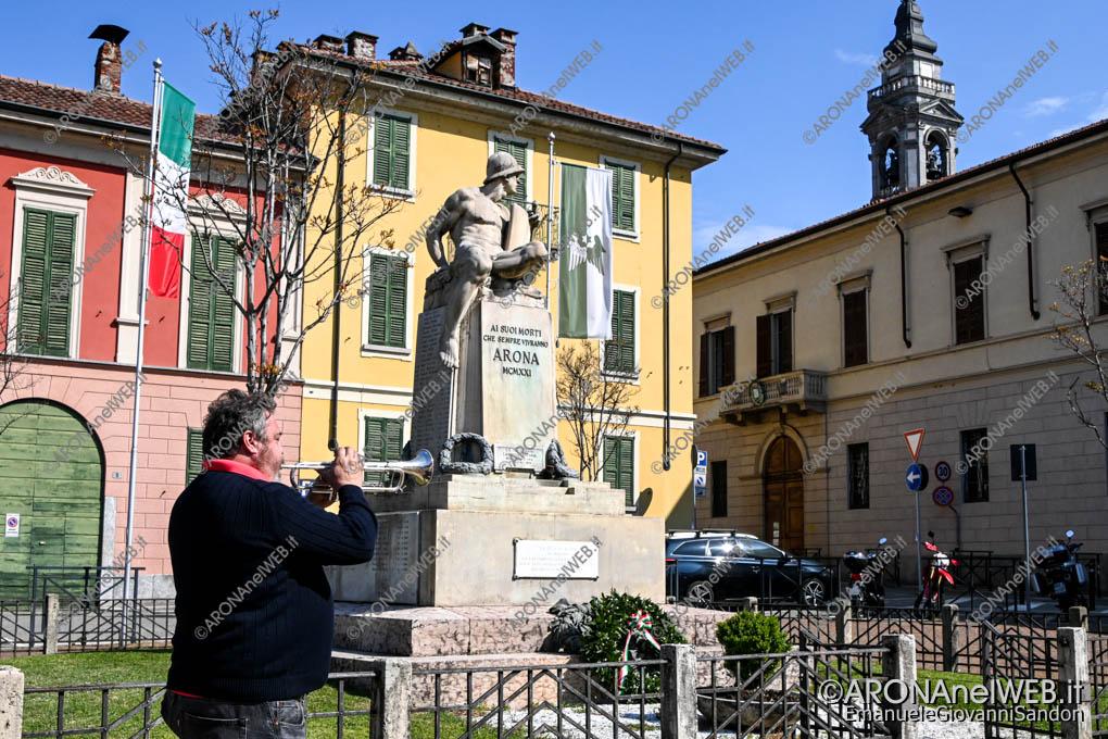 EGS2020_05036 | Monumento ai caduti di Arona, 75° Anniversario della Liberazione