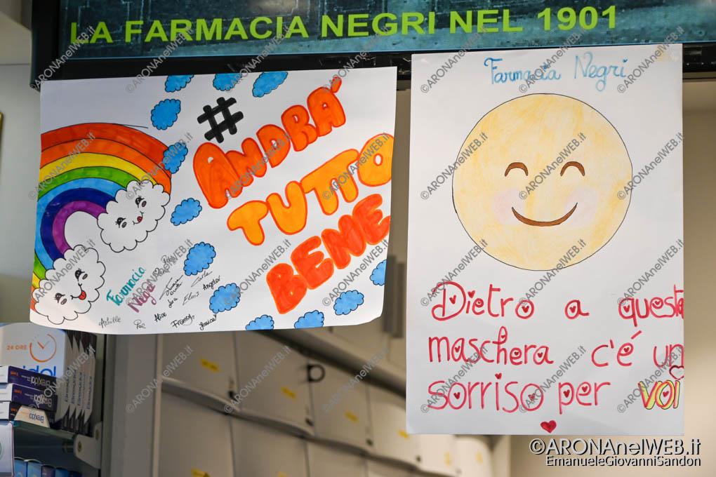 EGS2020_04635 | Farmacia Negri Arona, #iorestoacasa #lontanimavicini #coronavirus #quarantena #andratuttobene