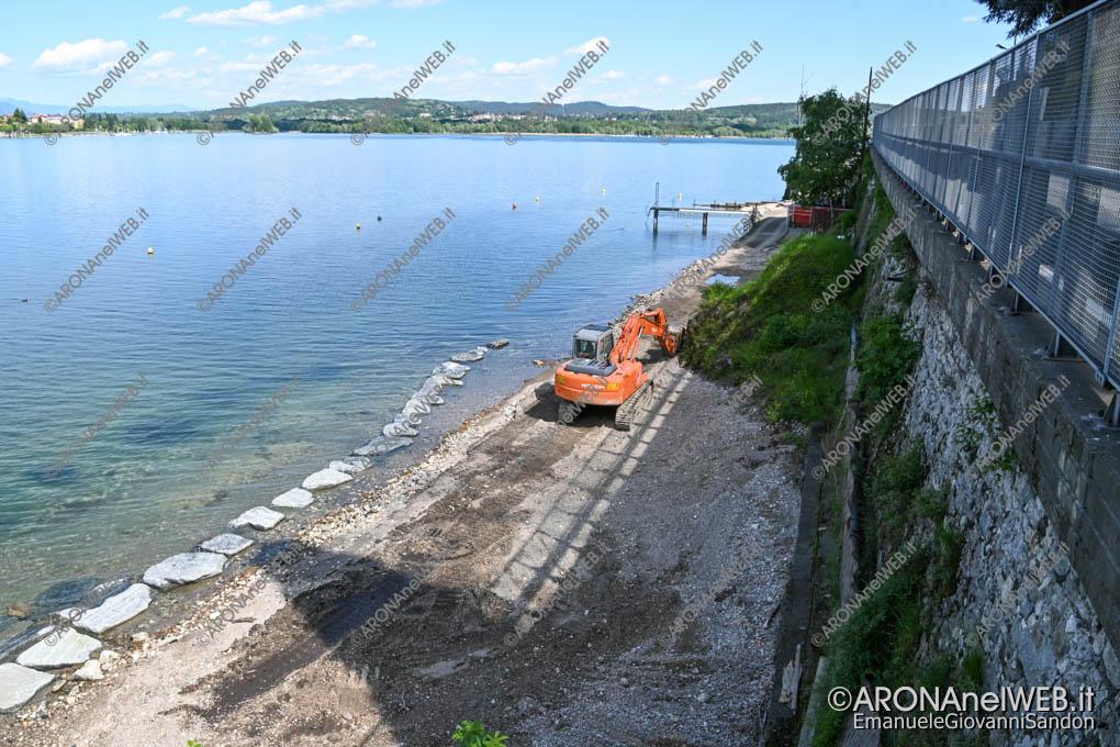 EGS2020_05202 | Lavori alla Spiaggia delle Rocchette