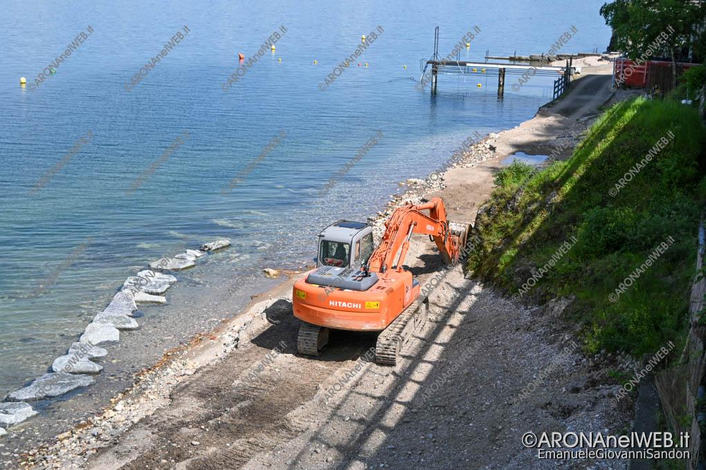 EGS2020_05203 | Lavori alla Spiaggia delle Rocchette