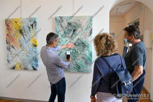"""EGS2020_05950   """"Il Silenzio"""" mostra personale di Paolo Boscolo"""
