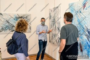 EGS2020_05960   Paolo Boscolo presenta le sue opere