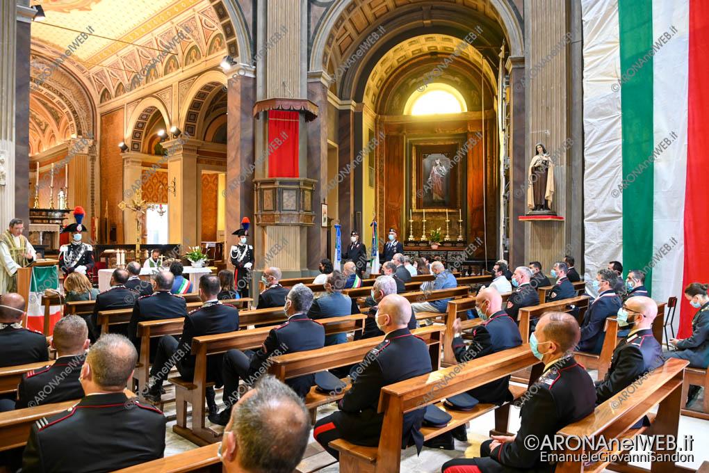 EGS2020_06355 | Messa in ricordo di l'appuntato scelto Gian Pietro Cossu
