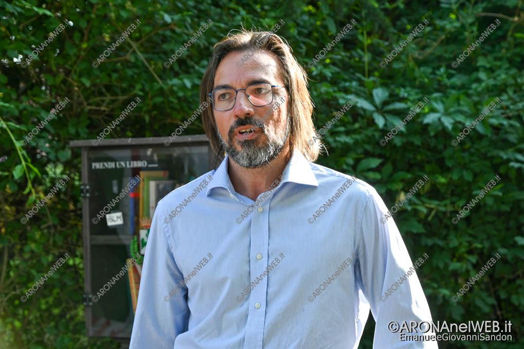 EGS2020_06669 | Luca Brianti, candidato sindaco di Arona