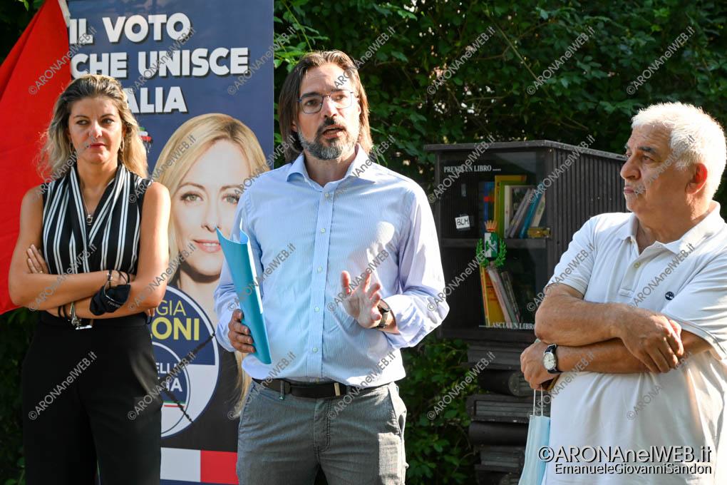 EGS2020_06709 | Luca Brianti, candidato sindaco di Arona