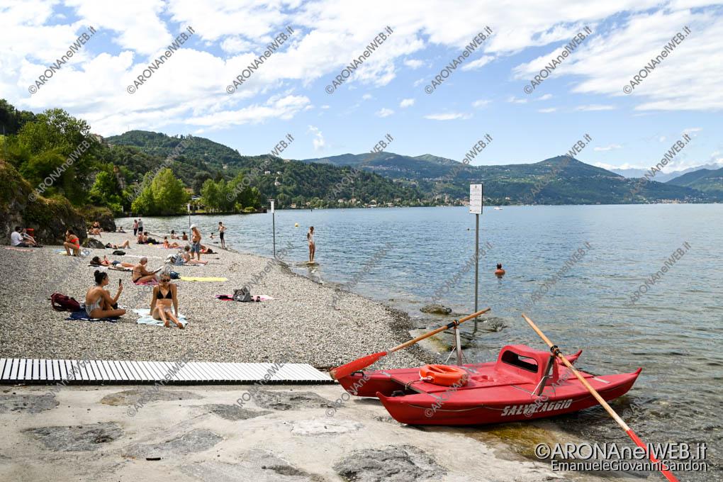 EGS2020_07167 | Spiaggia delle Rocchette ad Arona