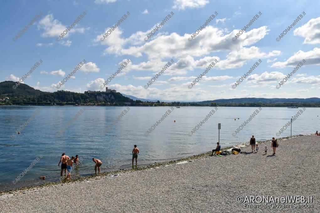 EGS2020_07419   Spiaggia delle Rocchette - Bandiera Blu 2020