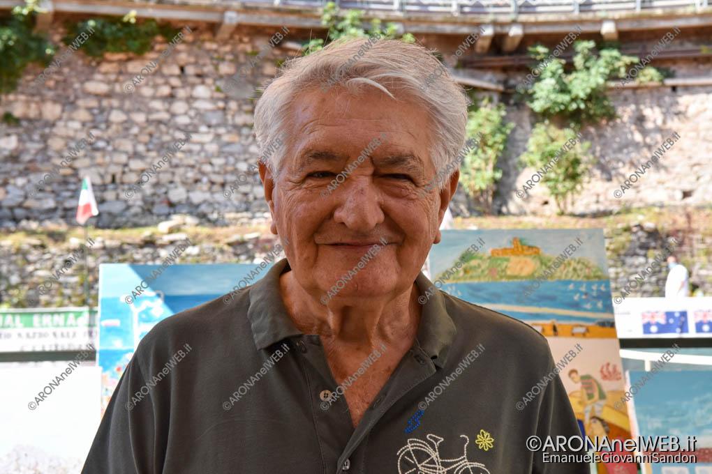 EGS2020_07450   Elio Limenta, da 30 anni presidente del Circolo Tennis Arona