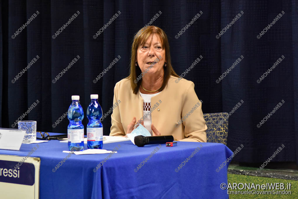 EGS2020_07636   Vittoria Poggio, Assessore al Turismo, Cultura e Commercio della Regione Piemonte