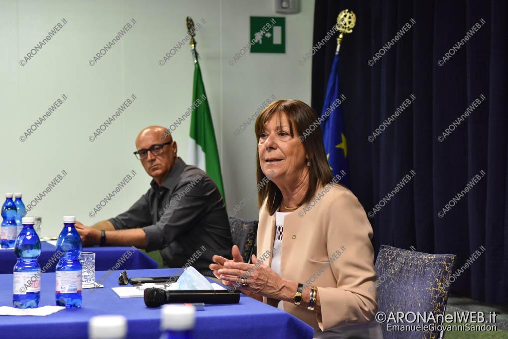 EGS2020_07644   Vittoria Poggio, Assessore al Turismo, Cultura e Commercio della Regione Piemonte