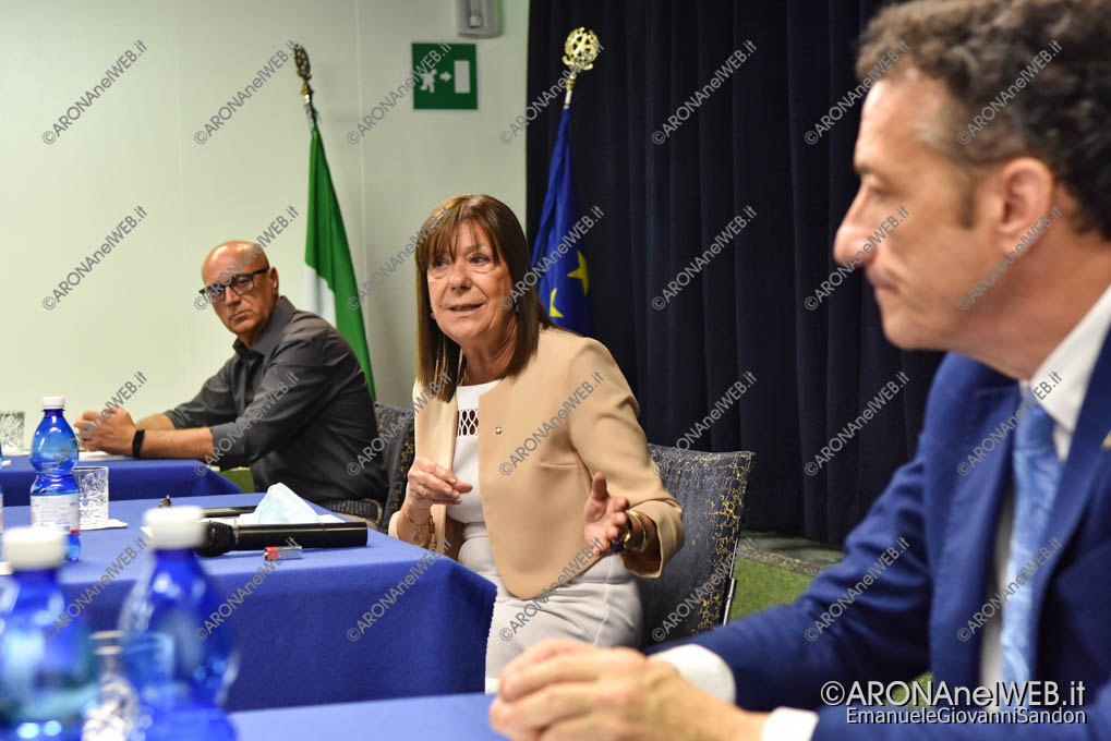 EGS2020_07651   Vittoria Poggio, Assessore al Turismo, Cultura e Commercio della Regione Piemonte