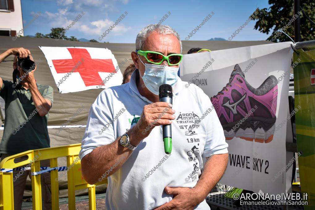 EGS2020_08431 | AronaMen Triathlon 2020, Davide Nerattini