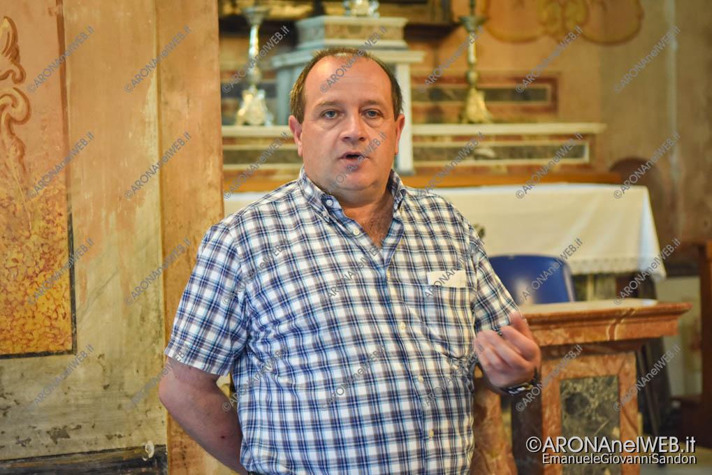 EGS2020_09058 | Il saluto del sindaco di Colazza Corrado Riboni