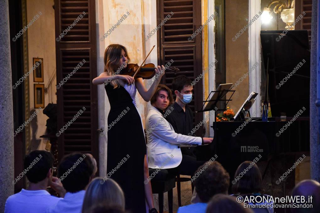 EGS2020_09590 | LagoMaggioreMusica 2020 - Clarissa Bevilacqua e Federico Gad Crema