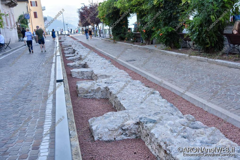 EGS2020_09721 | Arona, le fondamenta delle antiche mura