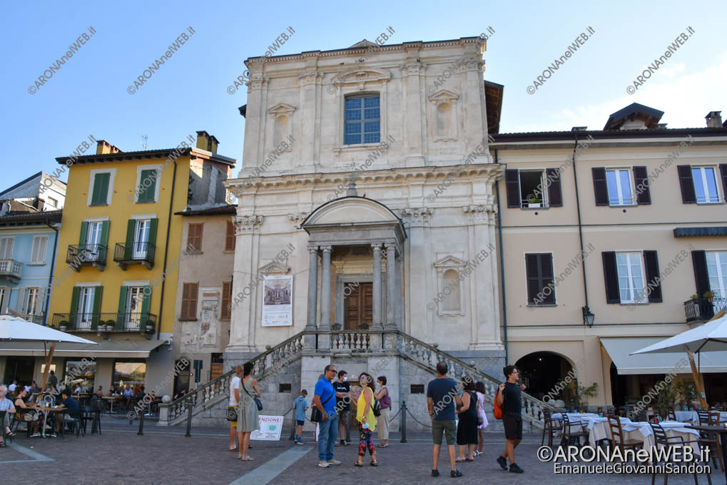 EGS2020_09732 | Chiesa di Santa Marta o Santa Maria di Loreto in Piazza del Popolo