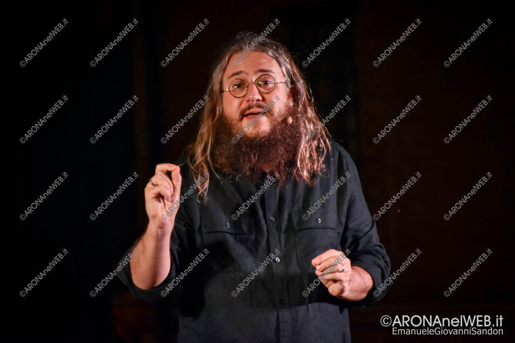 EGS2020_09777 | Roberto Mercadini - Arona Music Festival 2020