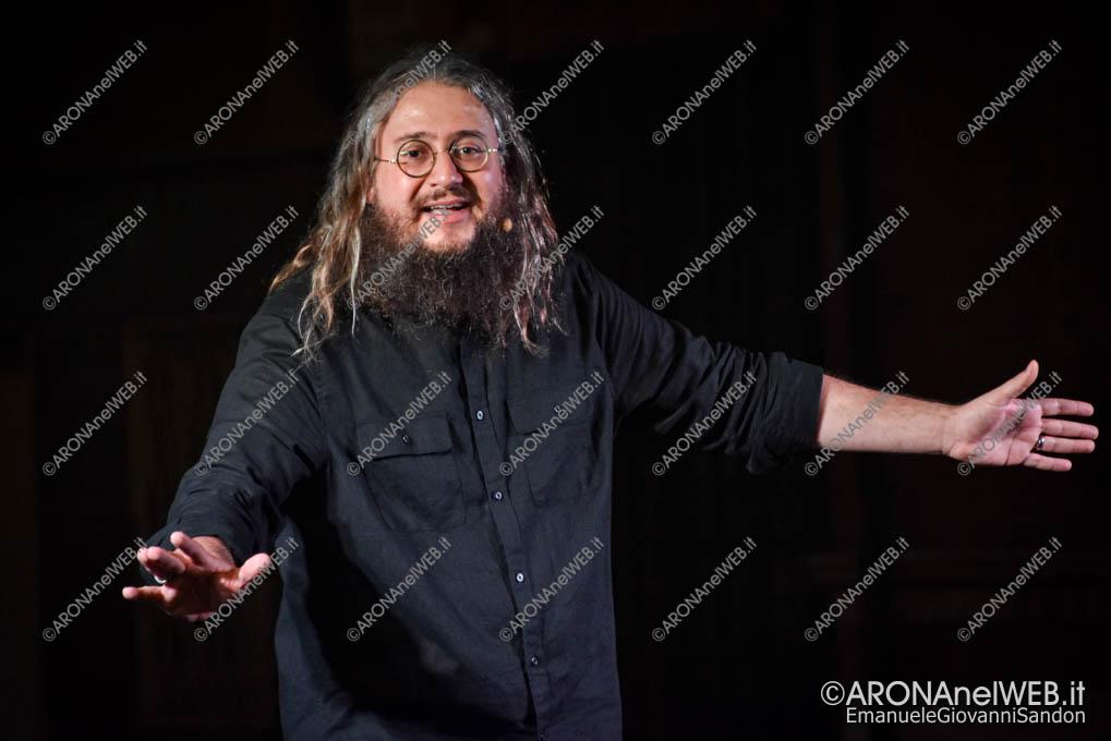 EGS2020_09779 | Roberto Mercadini - Arona Music Festival – Fuoco nero su fuoco bianco