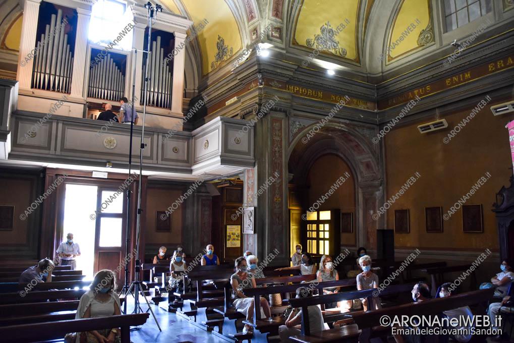 EGS2020_09894 | Matteo Venturini sull'organo Bernasconi a Nebbiuno