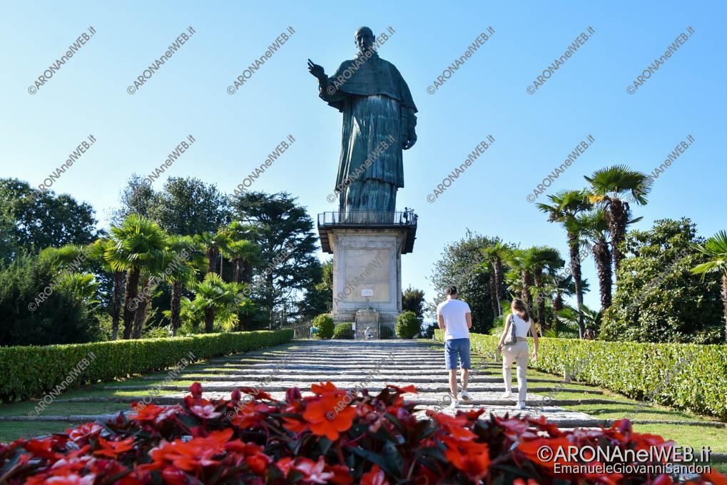 EGS2020_09934 | Statua di San Carlo Borromeo