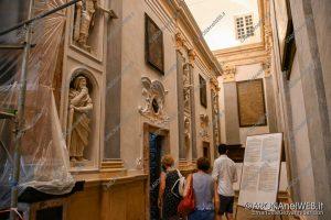 EGS2020_10081 | I lavori di restauro alla Chiesa di Santa Marta