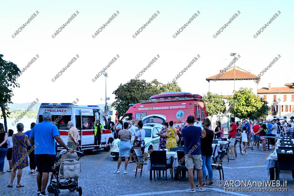 EGS2020_10854 | Ventenne annegato ad Arona fronte Piazza del Popolo