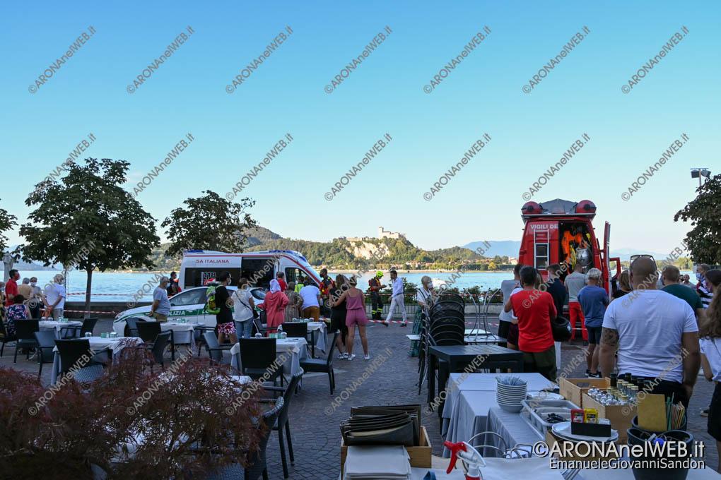 EGS2020_10855 | Ventenne annegato ad Arona fronte Piazza del Popolo