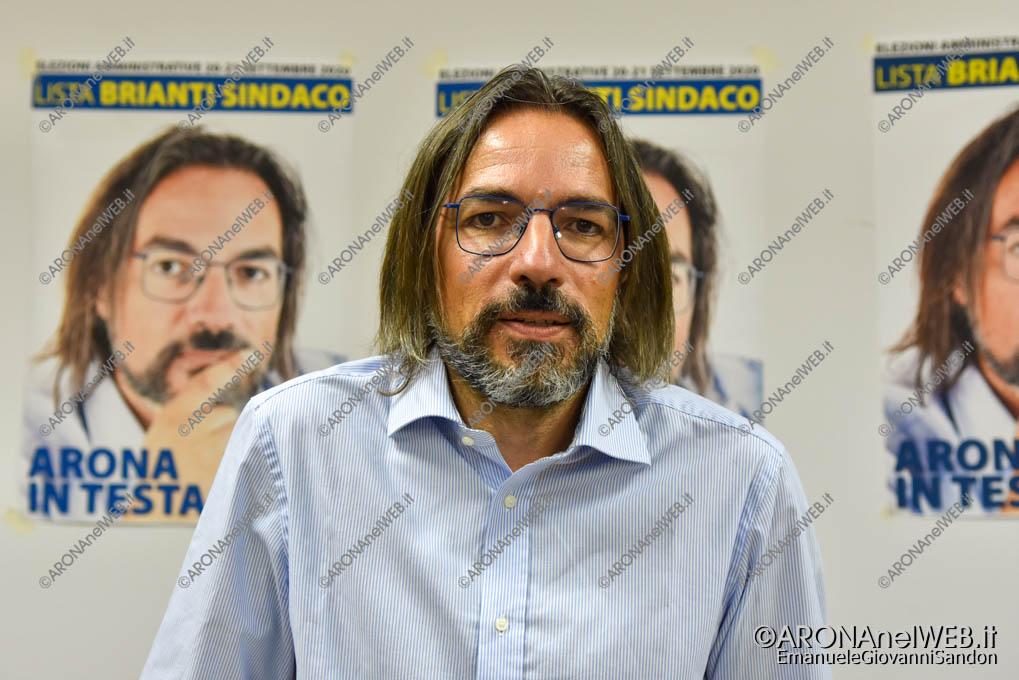 EGS2020_10886 | Luca Brianti, candidato sindaco di Arona