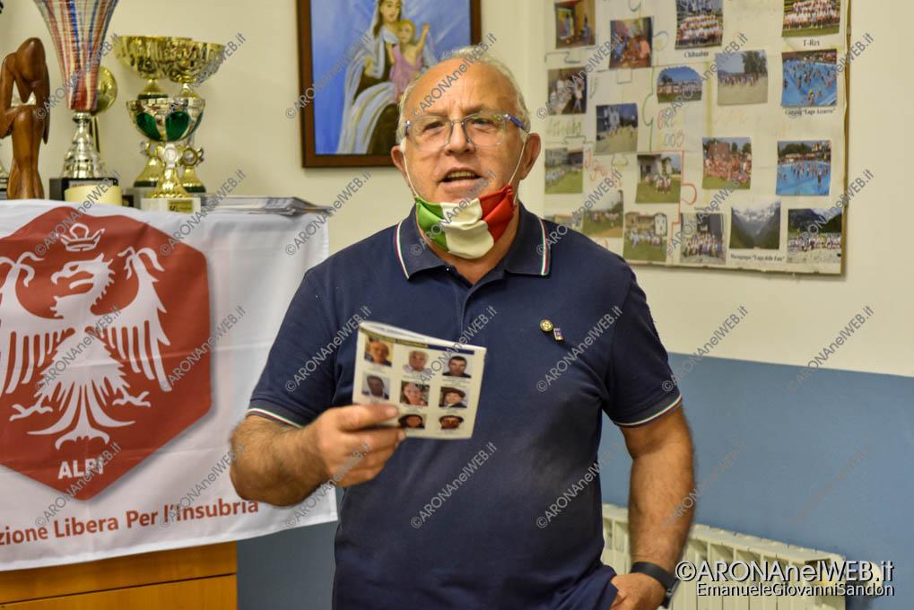 EGS2020_10959 | Giuseppe Ferretti De Virgilis, candidato lista Brianti Sindaco